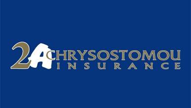 2A Chrysostomou Insurance Agents Logo
